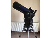 Meade EXT-125 Maksutov Cassegrain UHTC Astronomy Starter Kit
