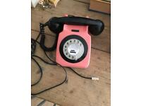 Vintage Ringing Telephone