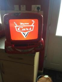 Tv and dvd combi