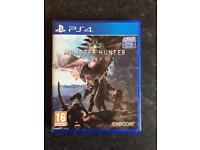 Monster Hunter Worlds - PS4