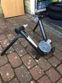 Bicycle Bike Cycle Fan wind wheel Foldable Turbo Trainer Gary