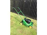 John Deere R54V lawnmower 2013