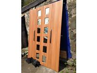 Wardrobes glass coffee table house clearance furniture