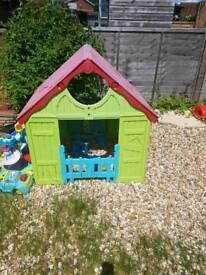 child's house