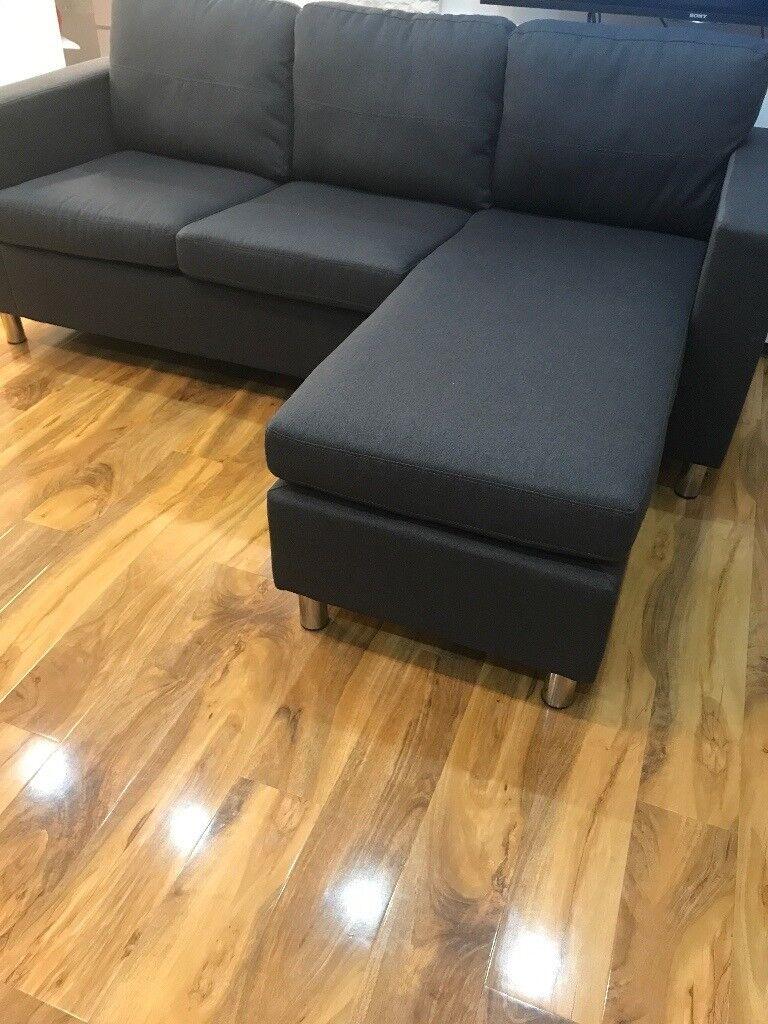 Brand new corner sofa can deliver