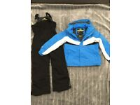 Trespass Ski Suit - age 7/8