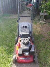 Mountfield petrol lawnmower fully working