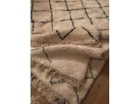 Amazingly priced Beni Ourain rugs for sale contact me now - 07946194780