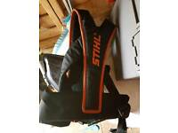 Strimmer harness x2 stihl