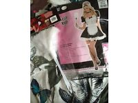 Rocky horror/ maid outfit