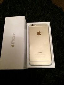 Need a quick sale Apple iPhone 6 02 boxed brand new battery