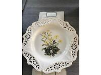 """Royal Creamware """"The Floral Gift"""" collection"""