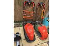 2 lawn mower Sparta or repairs