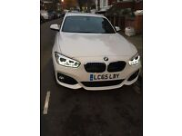 HUGE SPEC LIKE NEW CONDITION BMW M-Sport 118i 2015