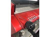 Gaggia two group espresso machine