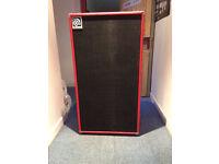 Ampeg SVT 810E bass speaker cabinet 8 x 10