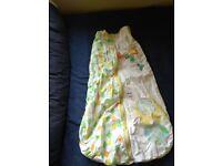 Mothercare sleep bag 1tog 6- 18 months