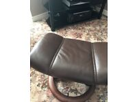 Stressless chair and stool