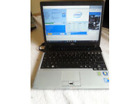 ICORE7 (CORE I7 QUAD CORE*) LAPTOP. SMALL FOOTPRINT, WINDOWS10, DVD/RW, 4GB RAM. 500GB SSD OPTION