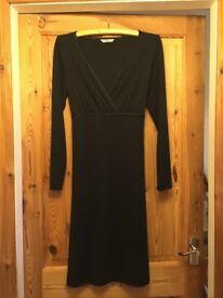 Marks and Spencer Black Dress. Size 12. Never worn.