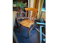 4 x Wooden Dining Chairs