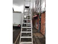 Ramsay Aluminium Mobile Ladders 3 Meters