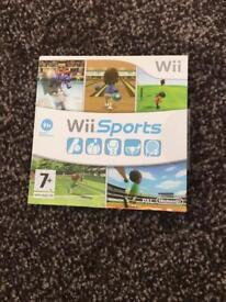 Wii sports Nintendo Wii game disc