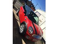 2007 Mini Cooper 1.6 with Chilli Pack, Red, 57 Plate, 83k miles