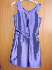 Girl's Dress - Purple