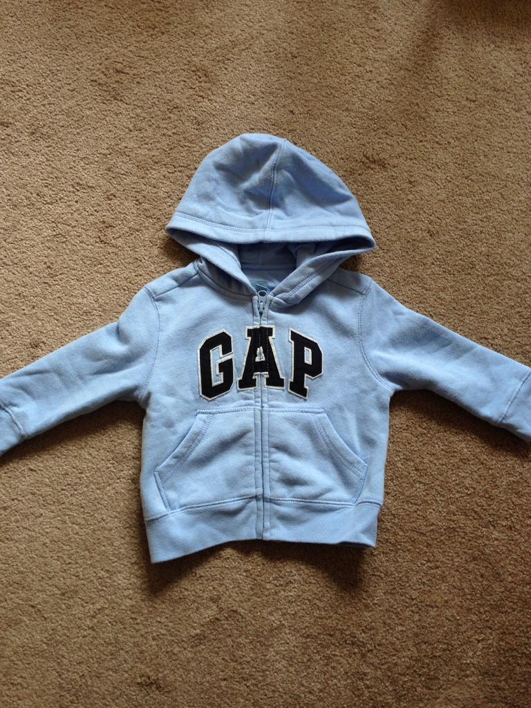Baby Boy 18-24 month Gap Hoodie