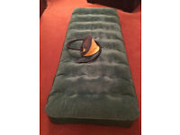 SLUMBERSOFT AIRBED / MATTRESS / SPARE BED-SINGLE BED SIZE