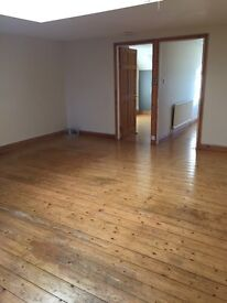 Spacious First Floor Flat with 2 Double Bedrooms. Solid Wooden Floor Feature. Available Now