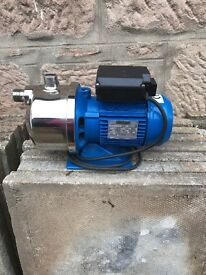 Water Pump - Tallas- INOX G110 never been used