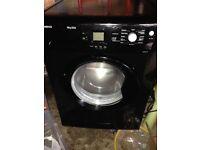 Black beko washing machine spares or repairs