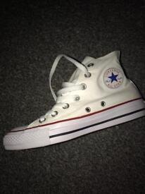Converse high toos