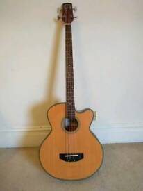 Electro Acoustic Bass Guitar