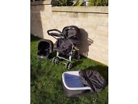 * *Mamas and Papas Pram/Pushchair Travel System with Car Seat**