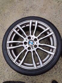 Bmw wheels 19inch