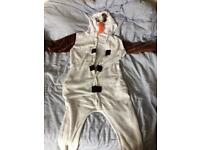 Olaf onesie