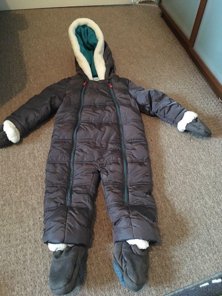 5d78aea55cc4 Ted baker snow suit 12-18 Months