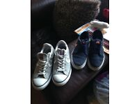 Size 4 boys trainers