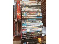 Dvd collection - all for £25 or nearest offer