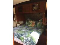 Luxury American touring caravan for sale