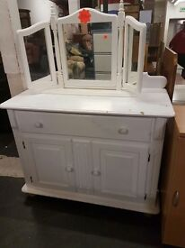 lovely dresser with mirror for sale