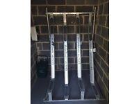 Vertical Cycle Rack - 4 bikes capacity