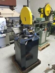 Cut-off Saw / scie 12