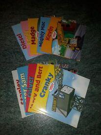 Set of 10 Thomas The Tank Engine Books
