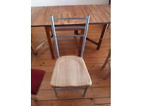 Chair (4 wooden chairs)