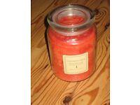 Large Jar Candle - Cinnamon Spice scent