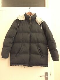 Women Down and Feather coat, size S,